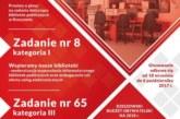 RZESZOWSKI BUDŻET OBYWATELSKI NA 2018 r. – zagłosuj na bibliotekę!