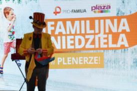 Piknik Familijny przy Fontannie Multimedialnej w Rzeszowie, 2017