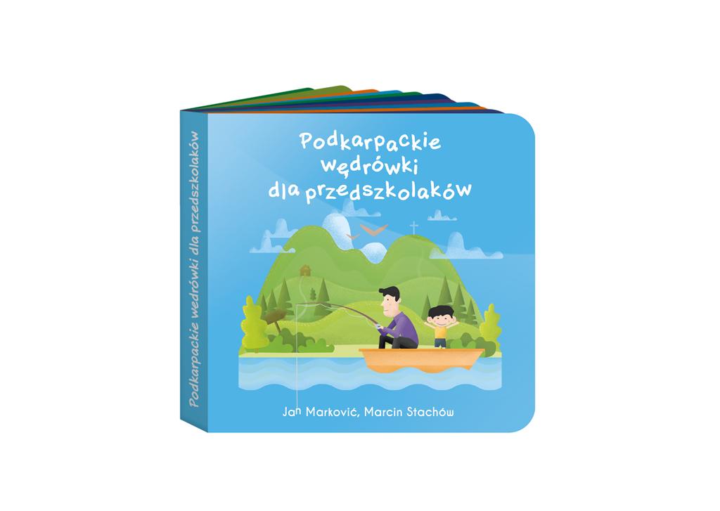 Podkarpackie wędrówki dla przedszkolaków