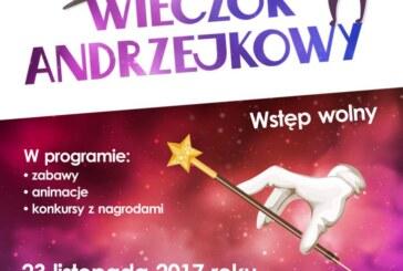 WIECZÓR ANDRZEJKOWY DLA DZIECI z Rzeszowskim Domem Kultury