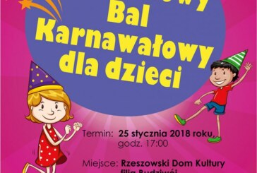 Kostiumowy bal karnawałowy, RDK Rzeszów