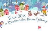 Zimowy wypoczynek w RDK 2018 – ZAPISY