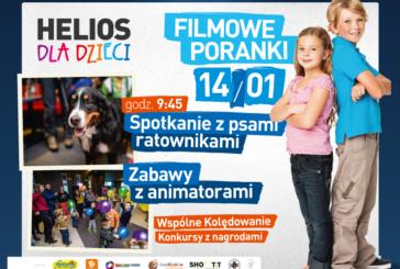 Filmowy Poranek dla Dzieci – Helios Rzeszów