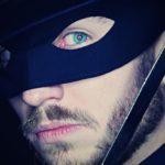Trening szermierki z Zorro w Teatrze Maska – WOŚP 2018