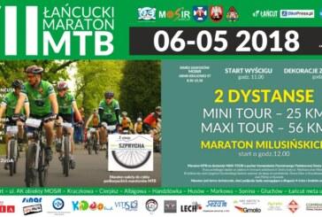 VII Łańcucki Maraton Rowerowy MTB