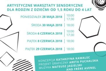Rodzinne warsztaty sensoryczne, Rzeszów
