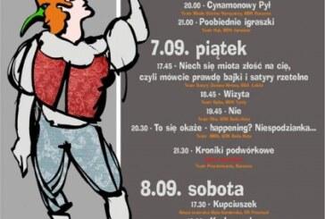"""VIII Jarosławski Przegląd Teatralny """"Na dziedzińcu"""""""