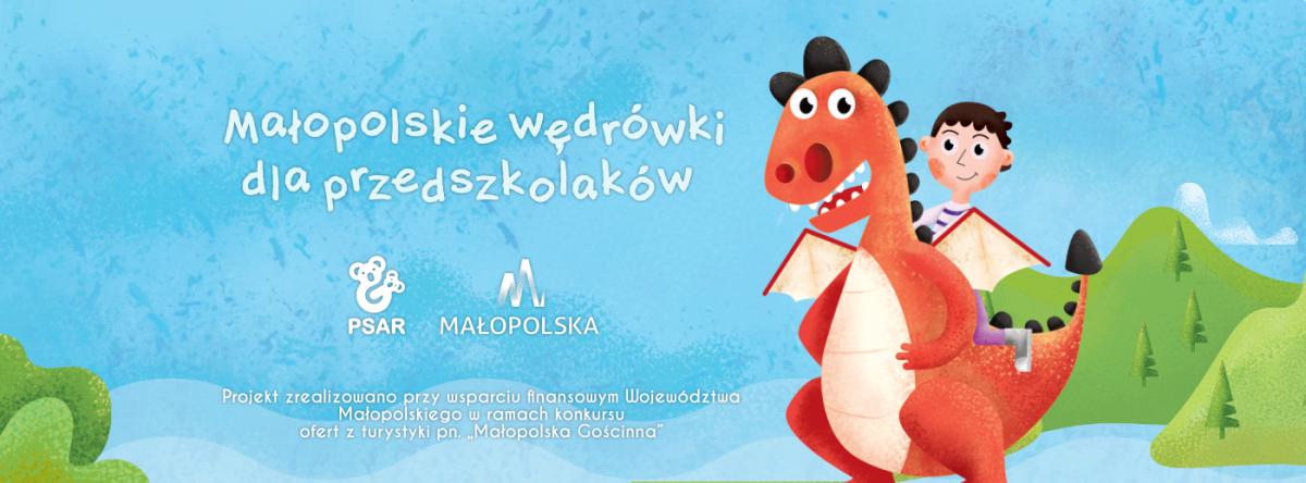 Małopolskie wędrówki dla przedszkolaków