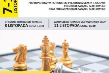 XI Mistrzostwa Rzeszowa w Szachach