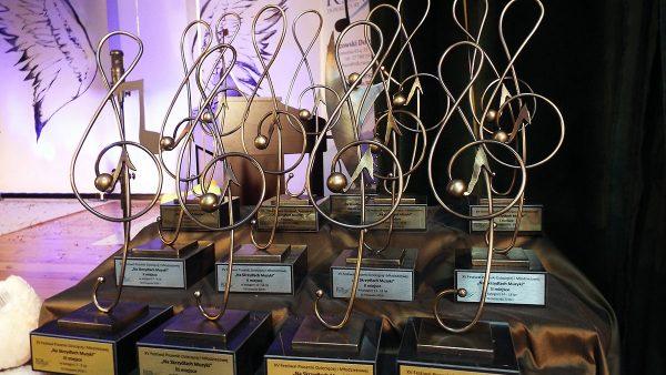 Festiwalowe statuetki (fot. RDK)