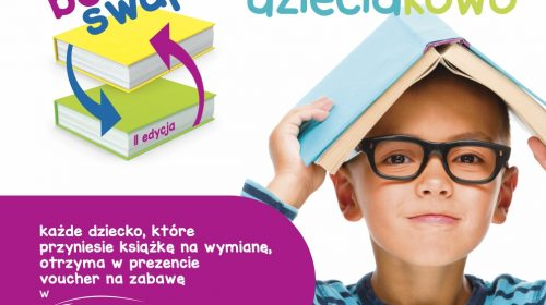 Book Swap Dzieciakowo - II edycja