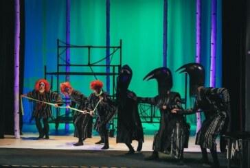 "Spektakl ""Kruk Krukowi"" – MASKARADA, wiek 10+"