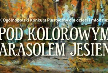 Pod Kolorowym Parasolem Jesieni – wystawa pokonkursowa