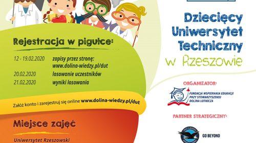 PLAKAT_A2_DUT Rzeszów - 2020