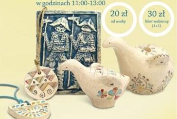 Rodzinne warsztaty ceramiki w Rzeszowie
